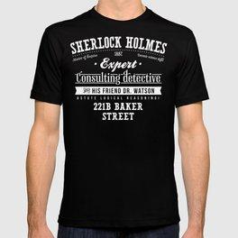 Sherlock Holmes -Consulting Detective- T-shirt