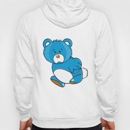 Missing Bear Hoody