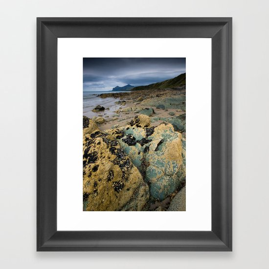 A Blanket of Sky Framed Art Print