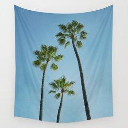 Three Palms Wall Tapestry