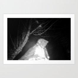Nala/Olympia: A Case Study - Dream 03 Art Print