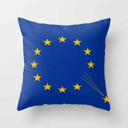Brexit 1- Don't brexit me. Throw Pillow