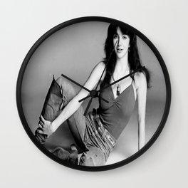 Kate Bush Poster, Vintage Photograph,Rock Music Legends,Housewarming gift,Home Decor,Photos and Prints,Music Art,Wall Decor,Art Print Wall Clock