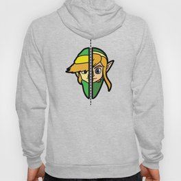 Old & New Link Comparison Hoody