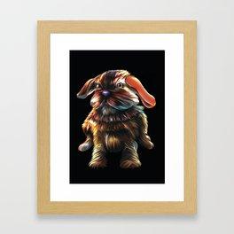 Magic Rabbit Framed Art Print