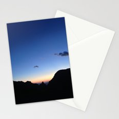 Big Bend Welcomes the Evening Stationery Cards