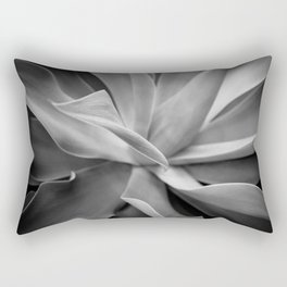 Agave Noir Rectangular Pillow
