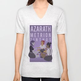 Azarath Metrion Zinthos Unisex V-Neck