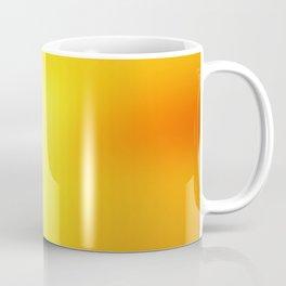 Hot Orange Coffee Mug