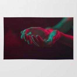 Hands 2 Rug