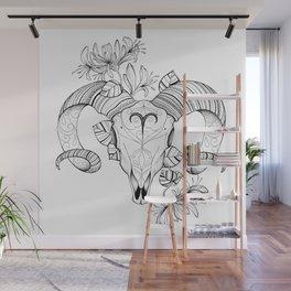 Aries Wall Mural