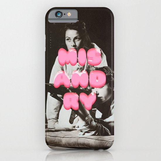♡ MISANDRY ♡ iPhone & iPod Case