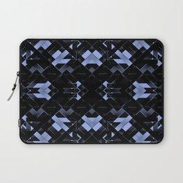 Futuristic Geometric Design Laptop Sleeve