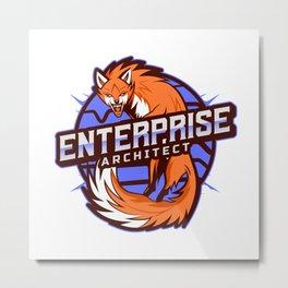 THE Enterprise Architect Metal Print