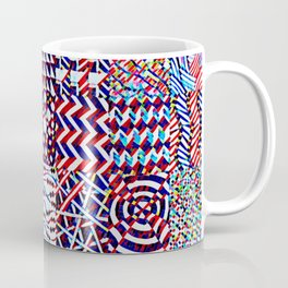 Pigmented Pattern Parade Coffee Mug