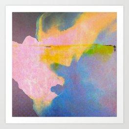 AWED CO (Shelley) Art Print