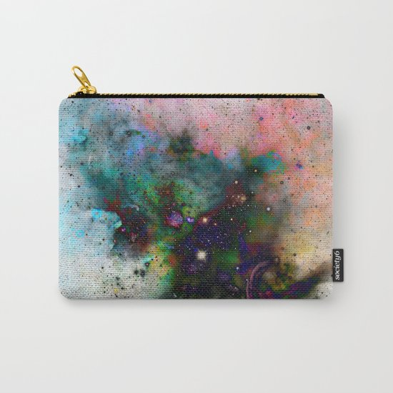 Everything is nothing 5 (therefore it was beautiful) Carry-All Pouch