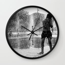We will always have summer - Fine Arts Travel Photography Wall Clock