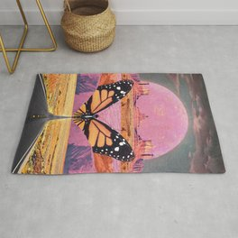 Westward Flight Rug