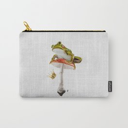 Kiss (wordless) Carry-All Pouch