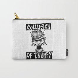 COLLUSION OF TRUMPY Carry-All Pouch