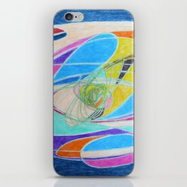 Unraveled iPhone Skin