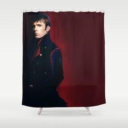 test Shower Curtain