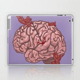 Pandemonium of the Brain Laptop & iPad Skin