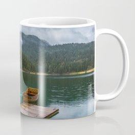 Black Lake Coffee Mug