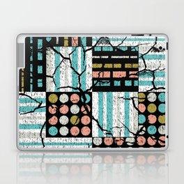 Distressed pattern Laptop & iPad Skin