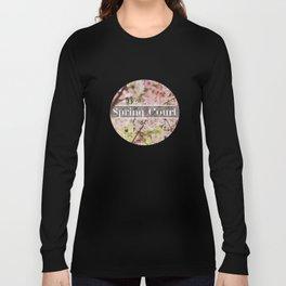 Spring Court Long Sleeve T-shirt
