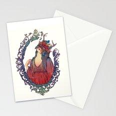 A Máscara Stationery Cards