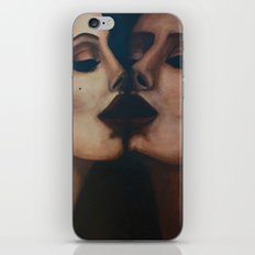 Mirror, Mirror  iPhone & iPod Skin