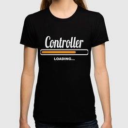 Controller Loading T-shirt