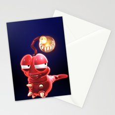 Sneaky Grubble Stationery Cards