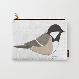 Kuusitiainen / Coal tit Carry-All Pouch