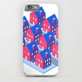 Suburbia iPhone Case