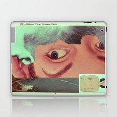 Postcard #34 Laptop & iPad Skin