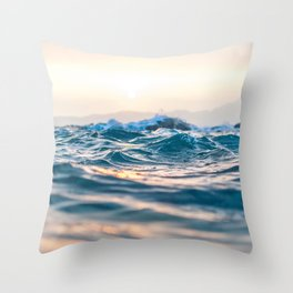 Bring me the horizons Throw Pillow