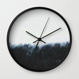 Haunting love Wall Clock