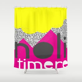 Noli Timere Shower Curtain