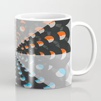records Mugs featuring Records by Ornaart