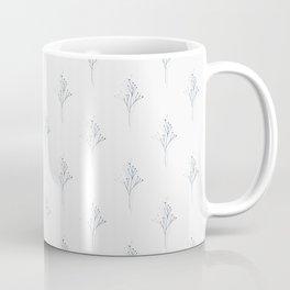 Frost Pattern Coffee Mug