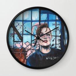 28 years   2016 Wall Clock
