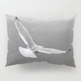 Flying Bird Pillow Sham