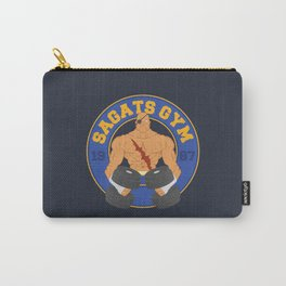 Sagat's Gym Carry-All Pouch