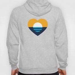 Heart of MKE - People's Flag of Milwaukee Hoody