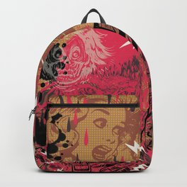 SHOCKING TERRORS Backpack