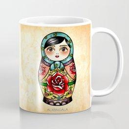Matryoshka Coffee Mug