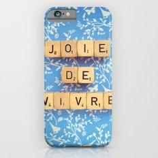 Joie De Vivre Slim Case iPhone 6s